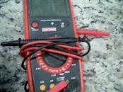 CRAFTSMAN Measuring Tool DIGITAL MULTIMETER 82170